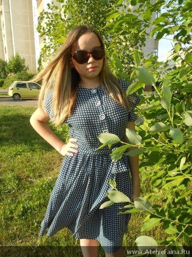 фото обновленного платья